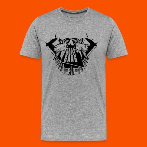 bmg png - Männer Premium T-Shirt