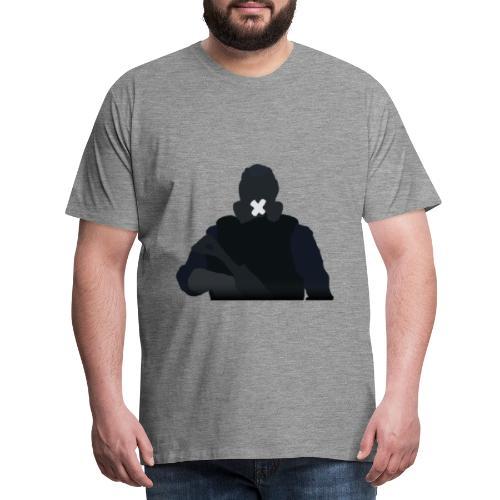 Mute - Koszulka męska Premium