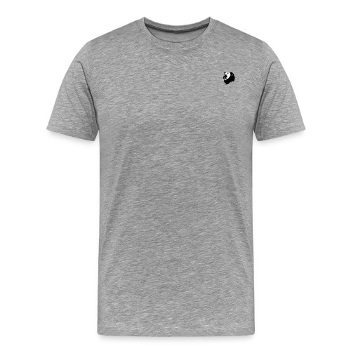 Stone Lion - Männer Premium T-Shirt