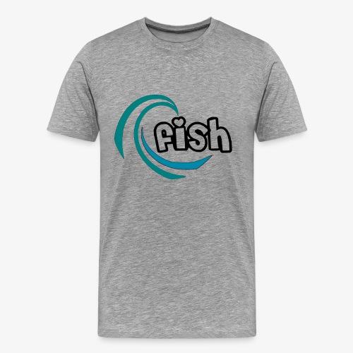Wellen - Männer Premium T-Shirt