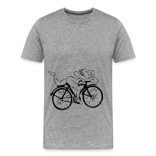 Albert Hofmann - Männer Premium T-Shirt