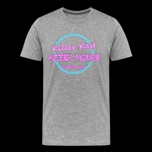 After Hours - Premium T-skjorte for menn