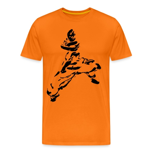 kungfu - Men's Premium T-Shirt