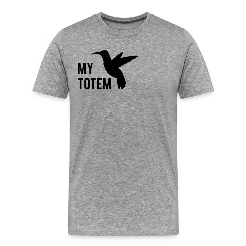 My totem hummingbird - T-shirt Premium Homme