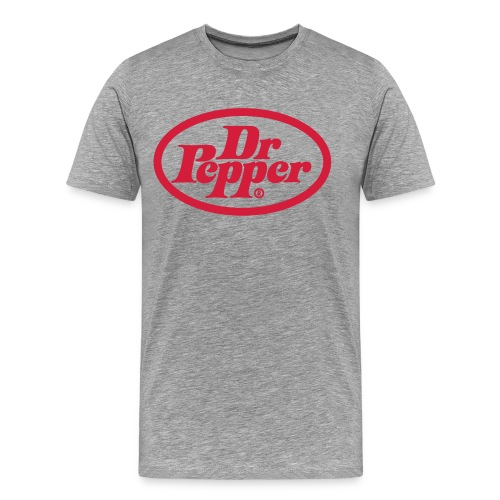 Retro pepper - Premium-T-shirt herr