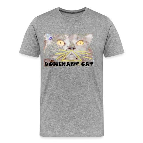 CAT ILLUMINATI DOMINANT CAT - T-shirt Premium Homme