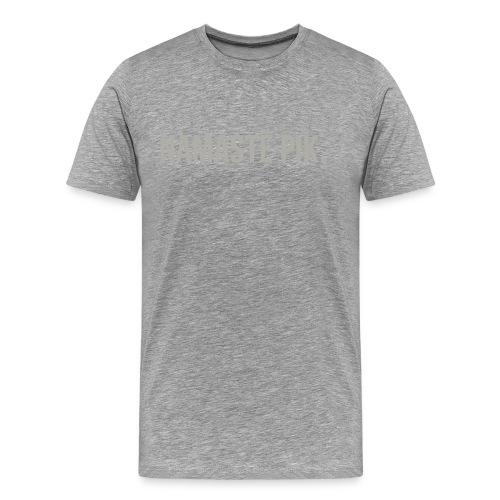 Namasté pik. - mannen - Mannen Premium T-shirt