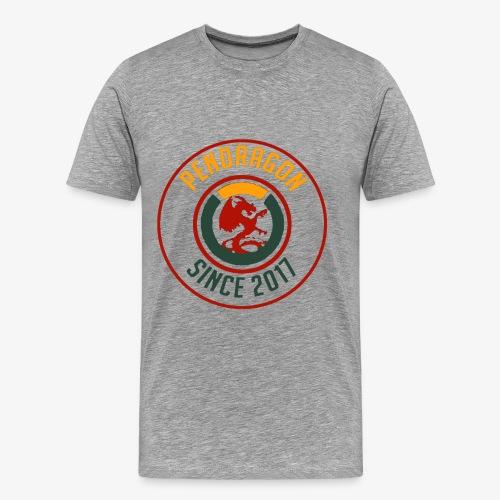 pendragon adaptable - T-shirt Premium Homme