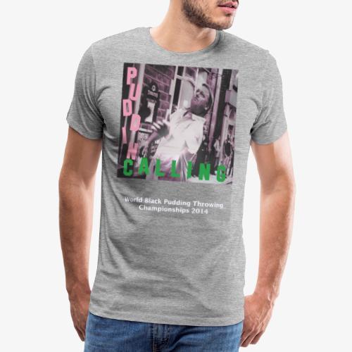pudshirt 2014 png - Men's Premium T-Shirt