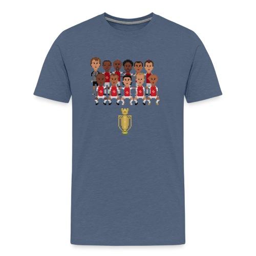 An invincible team squad - Men's Premium T-Shirt