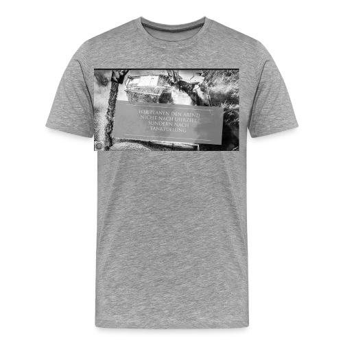 LandwirtschaftForstwirtschaft Fan Shirt - Männer Premium T-Shirt