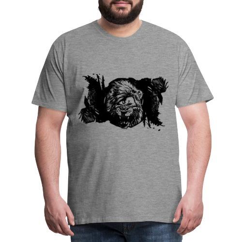 Raven & lion - T-shirt Premium Homme