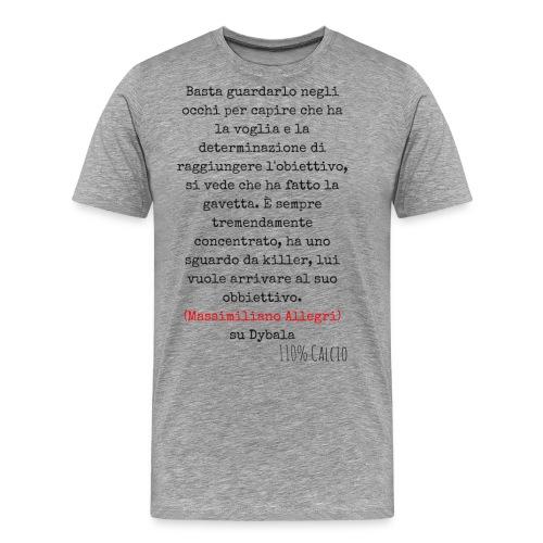 maglia110 dybala - Maglietta Premium da uomo