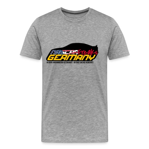 Nascar Freaks Germany - Männer Premium T-Shirt