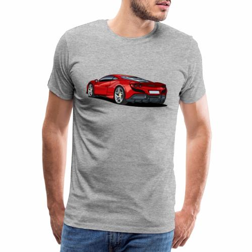 Supercar - Men's Premium T-Shirt