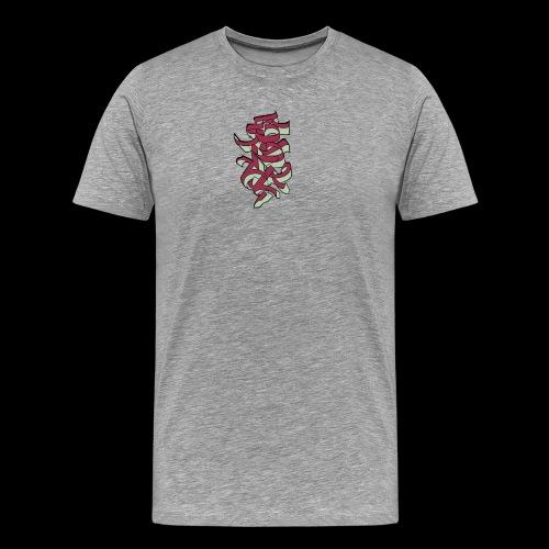 Asian Vision - Männer Premium T-Shirt