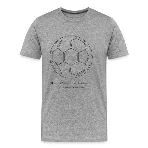 FULLEREN - Männer Premium T-Shirt