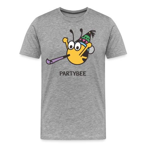 PARTYBEE - Männer Premium T-Shirt