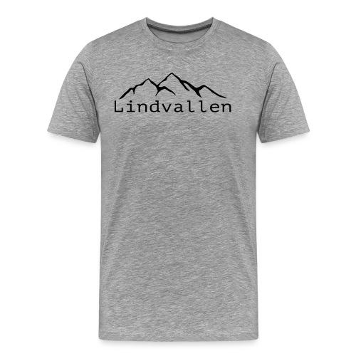 Lindvallen - Premium-T-shirt herr