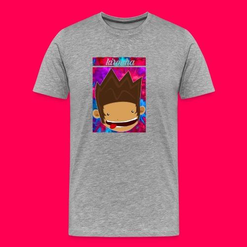 Kirouha colored smoke q - T-shirt Premium Homme