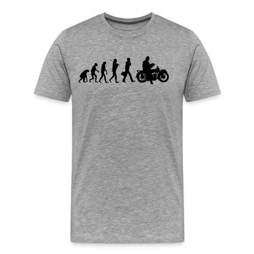 Evolution de l'homme - T-shirt Premium Homme