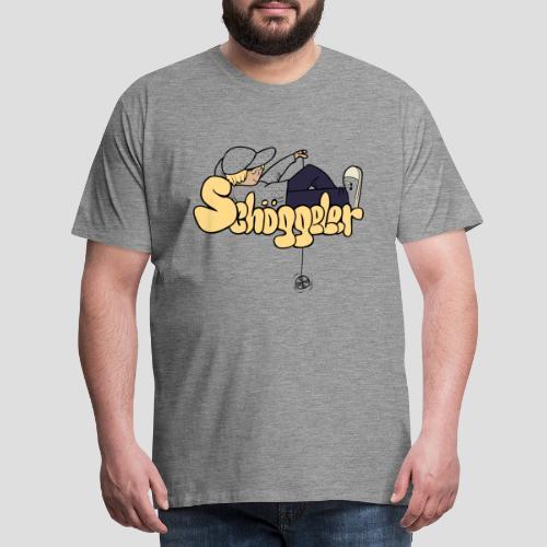 Schoeggeler Final New Col - Männer Premium T-Shirt