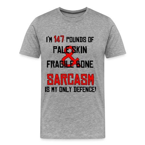 Sarcasm 2 - Men's Premium T-Shirt