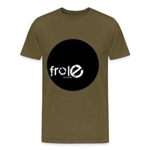 logo frole vettoriale 23 png - Men's Premium T-Shirt