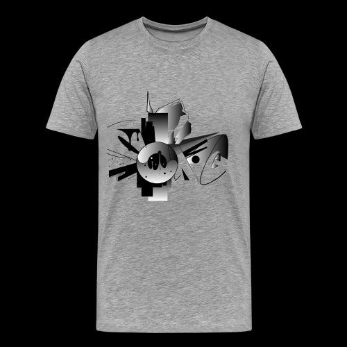 Sonic - Männer Premium T-Shirt