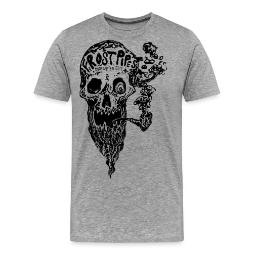 Frost Pipes The Doom Captain - Men's Premium T-Shirt