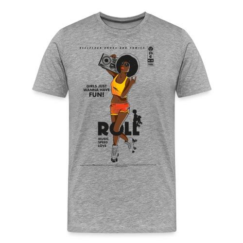 ROLL - Männer Premium T-Shirt