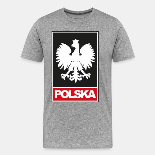 Polski orzeł | Prezenty z Polski - Koszulka męska Premium