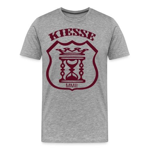 nez logo kiesse officiql - T-shirt Premium Homme