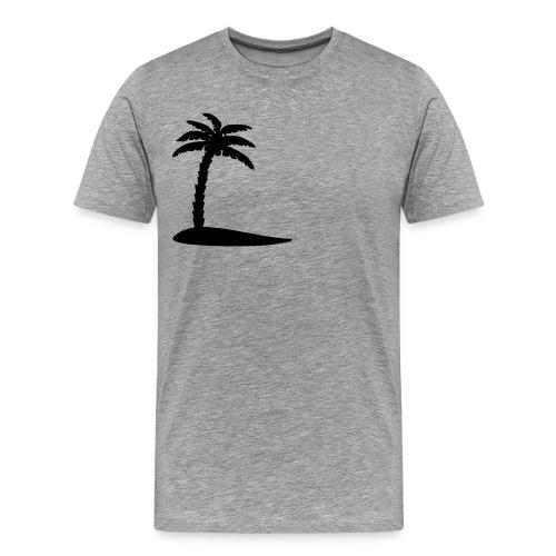 Palme - Männer Premium T-Shirt