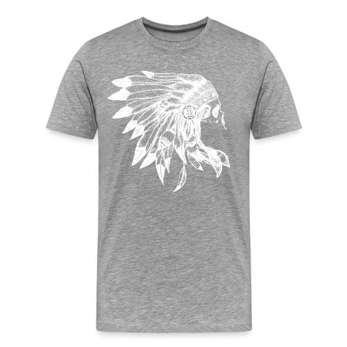 Indianer - Männer Premium T-Shirt
