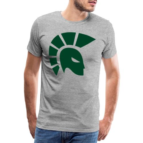 British Racing Green Centurion - Men's Premium T-Shirt