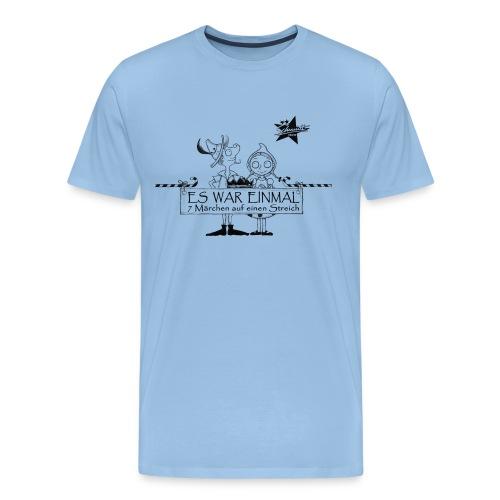 ES WAR EINMAL - Männer Premium T-Shirt
