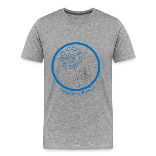 Pusteblume-PCD-1 - Männer Premium T-Shirt
