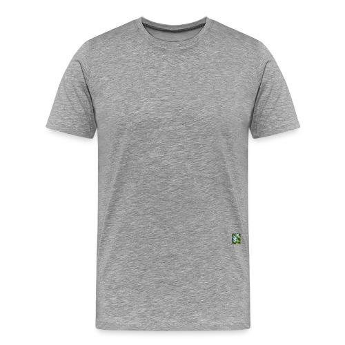 C4 - Premium-T-shirt herr