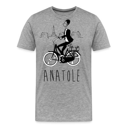 Anatole, Parisien en cavale - T-shirt Premium Homme
