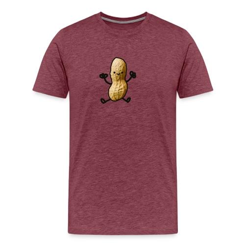 Pinda logo - Mannen Premium T-shirt