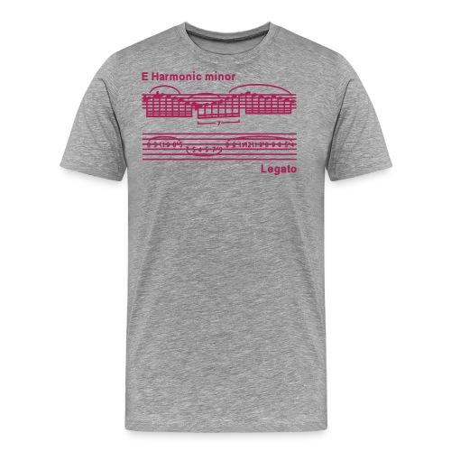 legato - Men's Premium T-Shirt