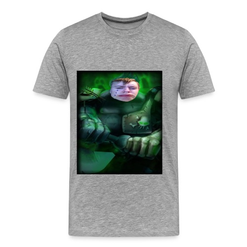 sion tsjorte png - Premium T-skjorte for menn