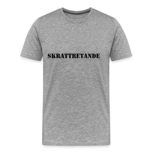 skrattretande - Men's Premium T-Shirt