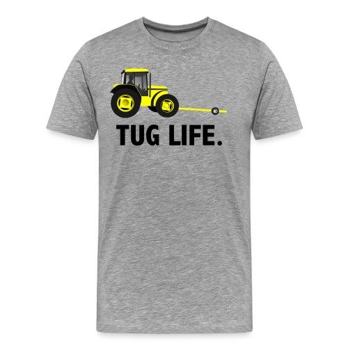 Tug Life. - Premium T-skjorte for menn