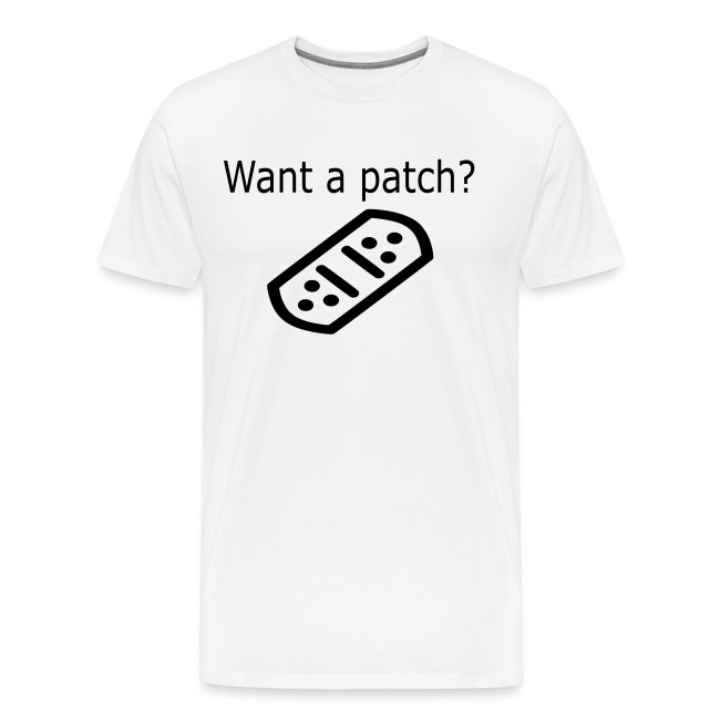 Want a patch ?