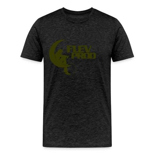 Logo Officiel Flèvprod - T-shirt Premium Homme