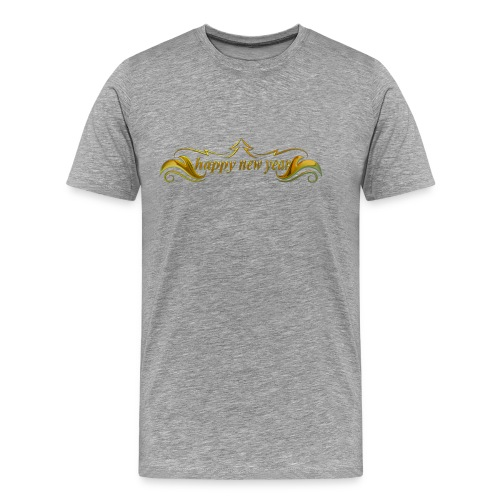 Happy New Year ! - Männer Premium T-Shirt