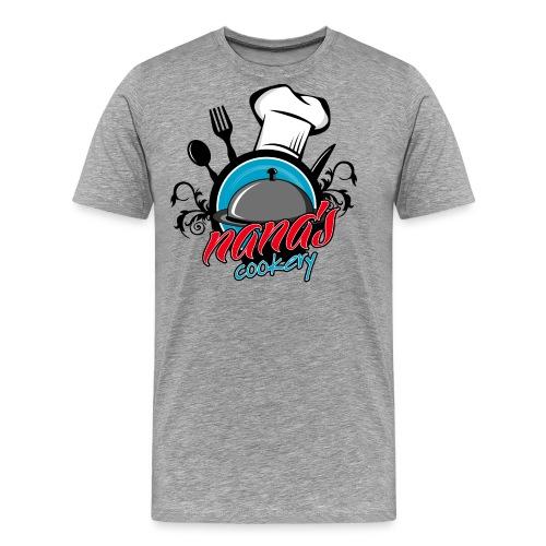 Nana's LOGO - Men's Premium T-Shirt