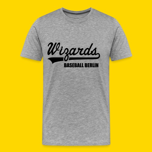 wizards05sub - Männer Premium T-Shirt